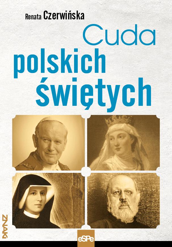 """Książka """"Cuda polskich świętych"""", eSPe 2016"""